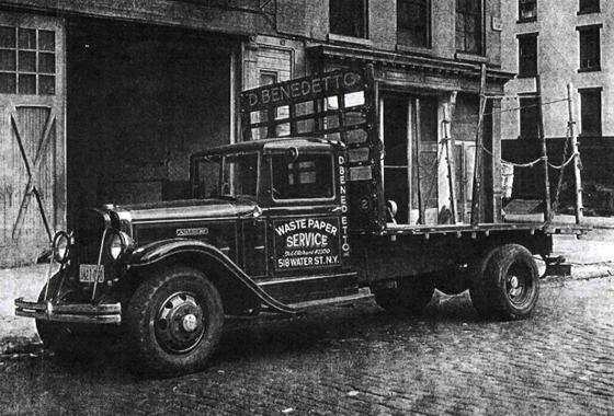 Benedetto Truck